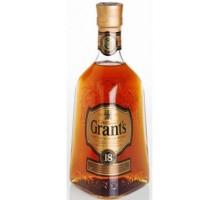 Виски Grant's 18 лет 0,75л