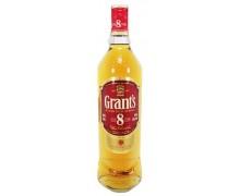 Виски Grant's 8 лет 0,7л