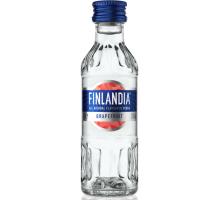 Водка Финляндия Грейпфрут 37,5% 0,05л