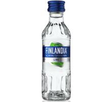 Водка Финляндия Лайм 37,5% 0,05л