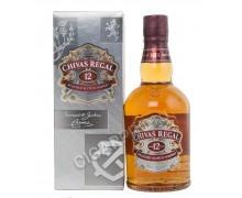 Виски Chivas Regal 12 лет 0,5л в коробке