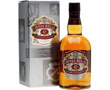 Виски Chivas Regal 12 лет 0,7л в коробке