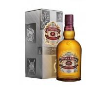 Виски Chivas Regal 12 лет 1,0л в коробке