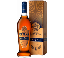 Бренди Метакса Metaxa 7* 40% 0,7л