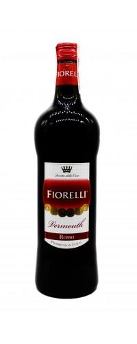 Вермут Fiorelli (Фиорелли) Vermouth Rosso 1,0л