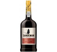 Портвейн Sandeman Ruby Porto Sogrape Vinhos красный сладкий 0.75 л