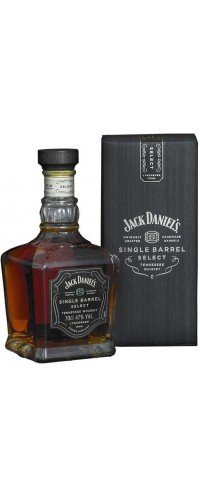 Виски Jack Daniel's Single Barrel 45% 0.7 л (5099873388655)