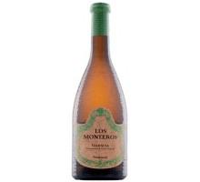 Вино Лос Монтерос белое сухое 0,75л