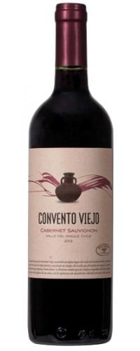 Вино Конвенто Вьехо Каберне Совиньон красное сухое