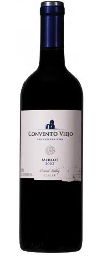 Вино Конвенто Вьехо Мерло красное сухое
