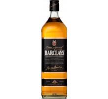 Виски Barclays Барклайс 1,0л