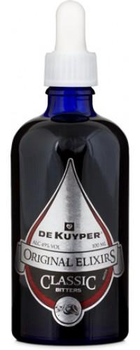 Биттер De Kuyper Classic 49% 0,1л