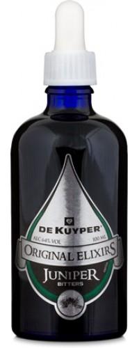 Биттер De Kuyper Juniper (можжевельник) 64% 0,1л