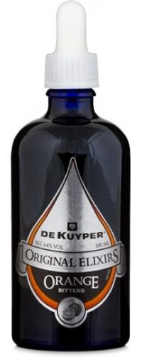 Биттер De Kuyper Orange (апельсин) 64% 0,1л