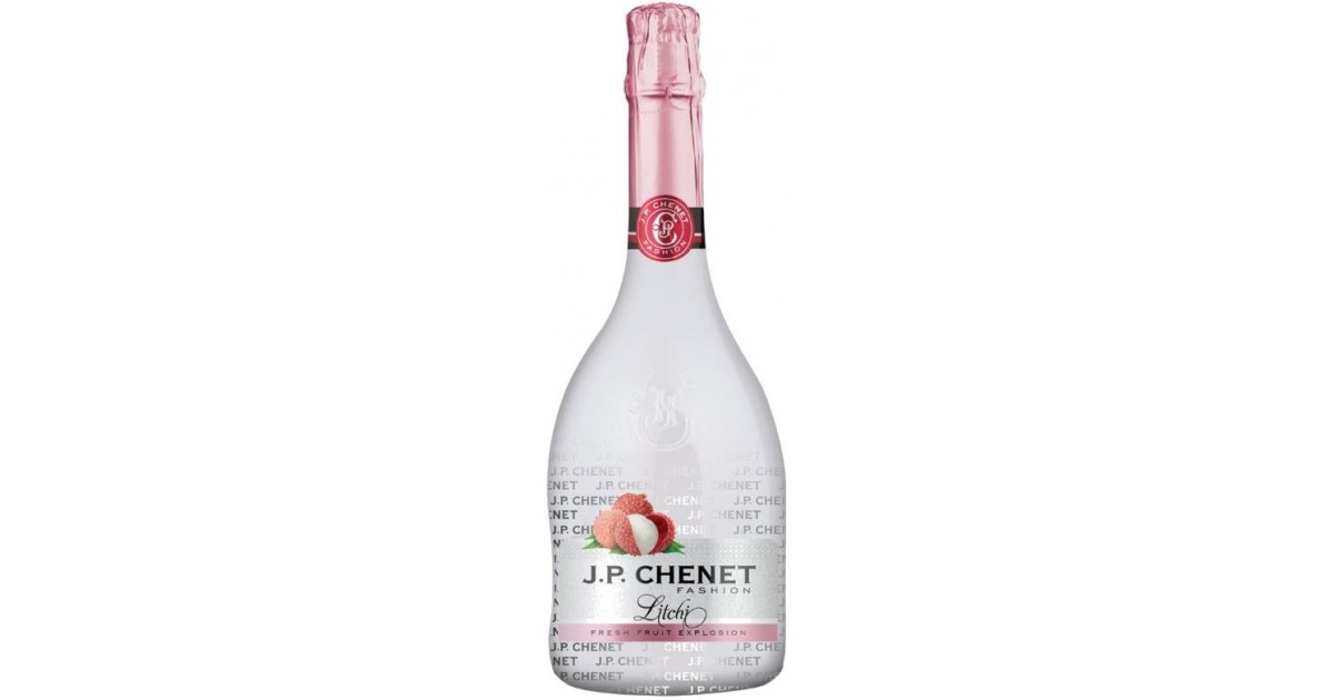 Sparkling Wine J P Chenet Fashion Litchi White Semi Sweet 0 75 L