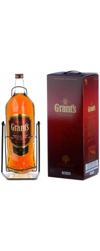 Виски Grant's Family Reserve 4,5 л. в кор.