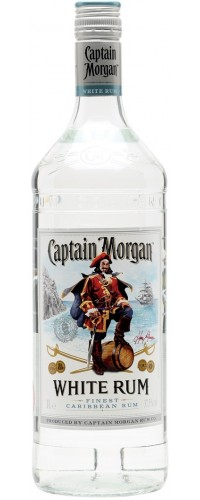 Ром Captain Morgan White (Капитан Морган Уайт) 0,7л