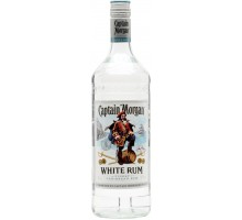Ром Captain Morgan White 0,7л