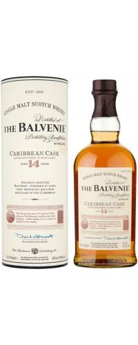Виски Balvenie Caribbean Cask 14 лет 0,7л
