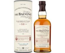Виски Balvenie Caribbean Cask 14 лет 43% 0,7л