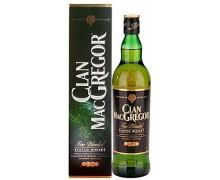 Виски Clan MacGregor в коробке 0,7л