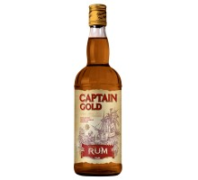 Ром Captain Gold 0,7л