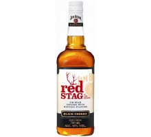 Виски Jim Beam Red Stag 0.7л
