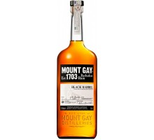 Ром Mount Gay Black Barrel 40.0% 0,7л
