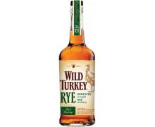 Виски (бурбон) Wild Turkey Rye 0,7л