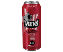 Упаковка Revo Cherry Alco Energy 8.5% 0.5 л x 6 шт (4820097892328)