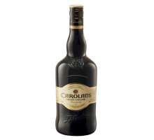 Ликер Carolans Irish Cream 17% 0.5 л (5011026105230)