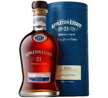 Ром Appleton Estate 21 Years Old 43% 0.7л (5024576007008)