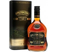 Ром Appleton Estate Rare Blend 12 Years Old 43% 0.7л (5024576191103)