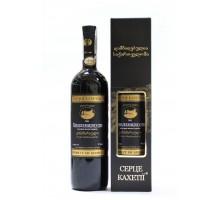 Вино Сердце Кахетии Киндзмараули красное полусладкое 0.75 л 11.5%