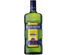 Ликер Becherovka Бехеровка 38% 1л