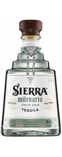 Текила Sierra Milenario Fumado (Сиерра Миленарио Фумадо) 0,7л