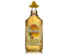 Текила Sierra Reposado Gold 38% 0,04л