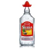 Текила Sierra Silver 38% 0,04л