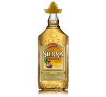 Текила Sierra Reposado Gold 38% 0,04л