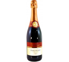Вино игристое Fiorelli Fragolino Rosso 0,75л