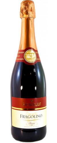 Вино игристое Fiorelli Fragolino Rosso (Фиорелли Фраголино Россо) 0,75л