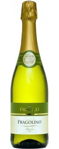 Вино игристое Fiorelli Fragolino Bianco (Фиорелли Фраголино Бьянко) 0,75л