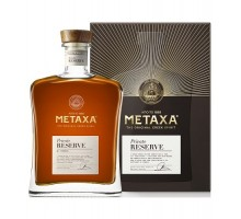 Бренди Метакса Metaxa Private Reserve 40% 0,7л в коробке