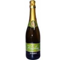 Вино игристое TOSO Fragolino Bianco 0,75л