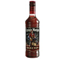 Ром Captain Morgan Dark Rum 0.7л 40% (87000652286)
