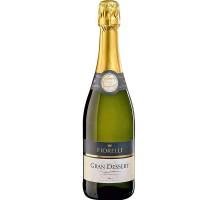 Вино игристое Fiorelli Gran Dessert белое сладкое 0,75л