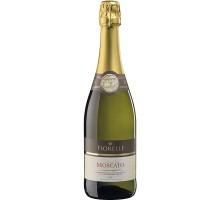 Вино игристое Fiorelli Moscato Spumante белое сладкое 0,75л