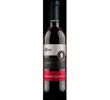 Вино Kvint Каберне Совиньон красное полусладкое