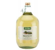 Вино Verga Le Rovole Bianco белое сухое 5л