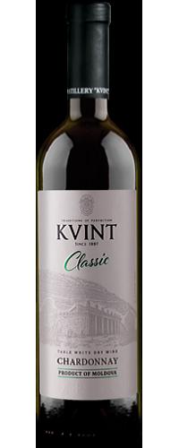 Вино Kvint Шардоне белое сухое